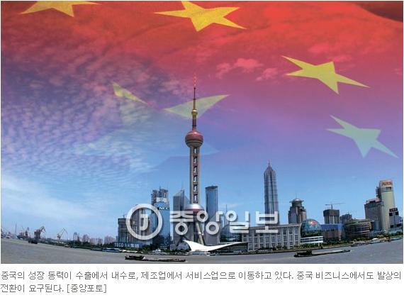 중국의 반격